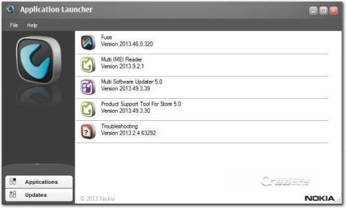 诺基亚刷机工具Nokia Care Suite卸载教程